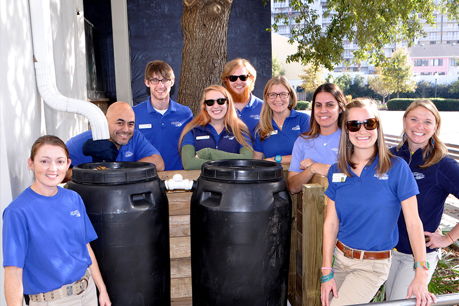 south-carolina-aquarium-green-team-green-efforts